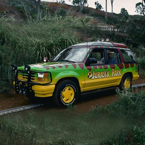 Los 5 autos más icónicos de la cultura pop
