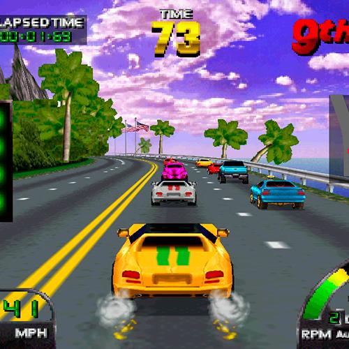 4 videojuegos de autos para ponerse nostálgico