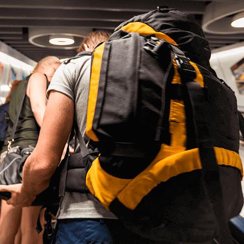 Lo que debes echar a tu mochila antes de viajar