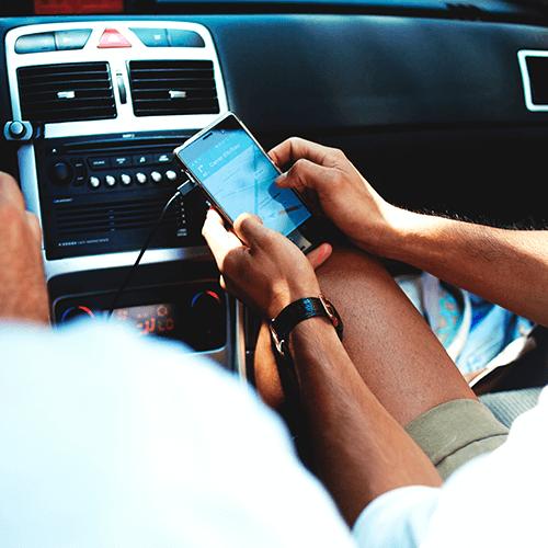 ¡Evita el tránsito durante las fiestas decembrinas! Utiliza apps de geolocalización