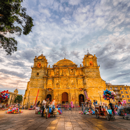 Destinos turísticos más famosos en México para vivir las fiestas decembrinas