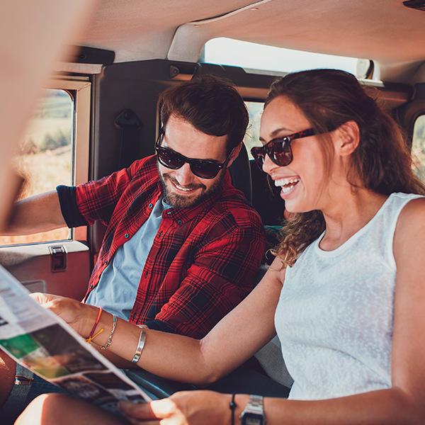 Viaja en auto con tu pareja: Un excelente regalo de San Valentín