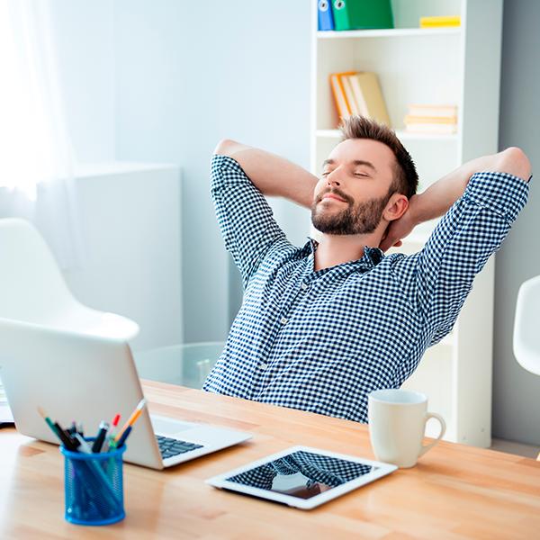 Fuentes de energía para rendir más en la oficina