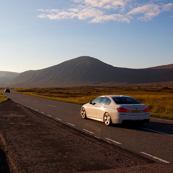 Documentación para traspasar fronteras con tu auto